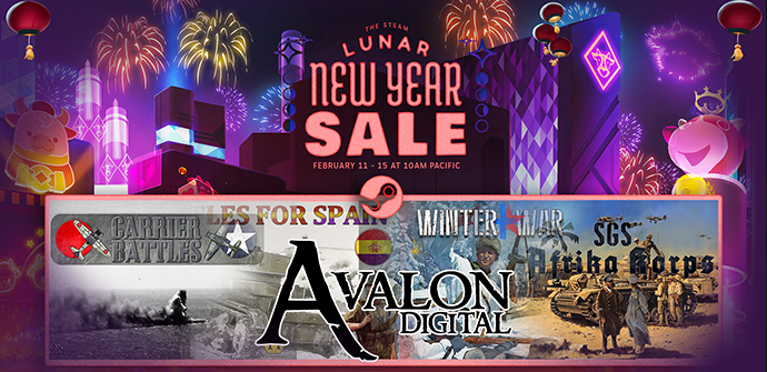 Lunar New Year Sale 2021