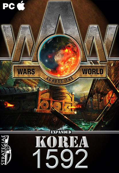 couverture Korea 1592